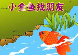 小金鱼找朋友
