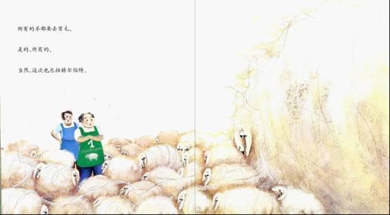 有个性的羊11