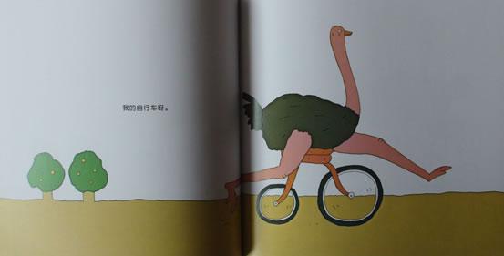 谁的自行车14