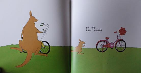 谁的自行车17